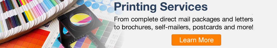 Fast, Cost-Effective Printing for Your Marketing, Advertising and Direct Mail.